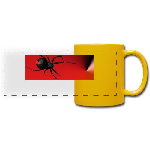 Red Widow - Mug panoramique uni