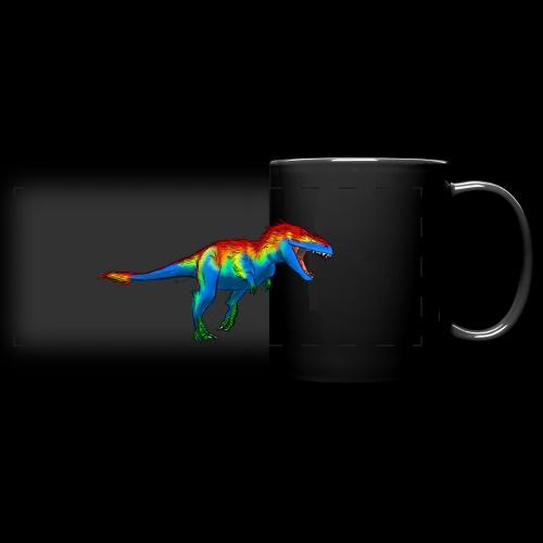 T-Rex - Full Colour Panoramic Mug