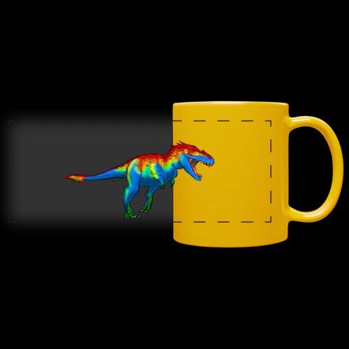 T-Rex - Full Color Panoramic Mug