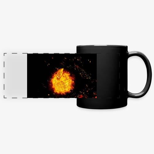 FIRE BEAST - Panoramamok gekleurd