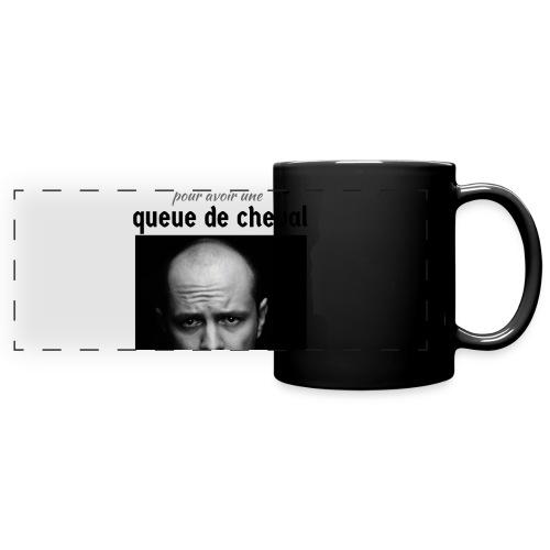 Humour Chauve ! - Mug panoramique uni