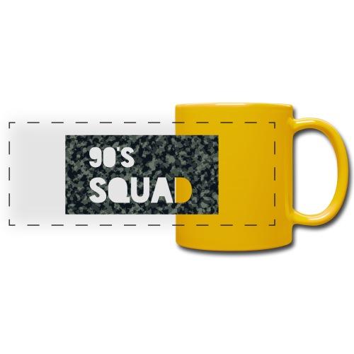 90's SQUAD - Full Colour Panoramic Mug