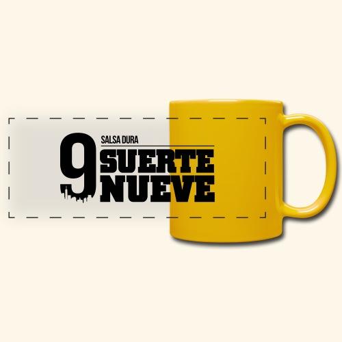 Logo Suerte - Mug panoramique uni