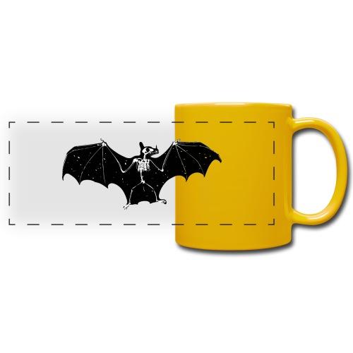 Bat skeleton #1 - Full Colour Panoramic Mug