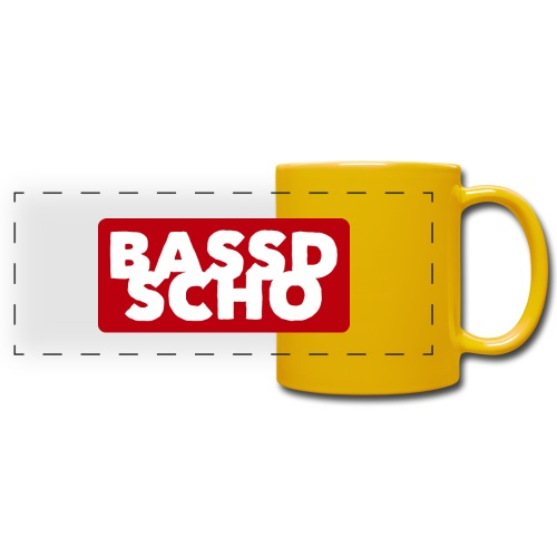 BASSD SCHO - Panoramatasse farbig