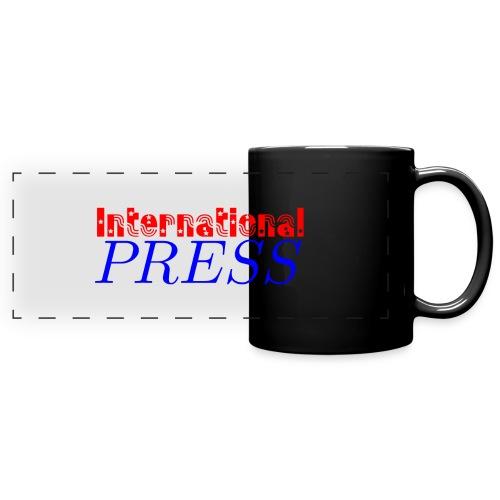 int_press-png - Tazza colorata con vista