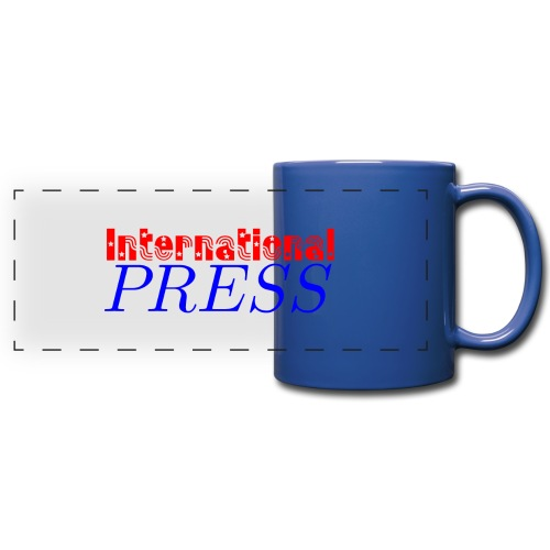 int_press-png - Tazza colorata con vista