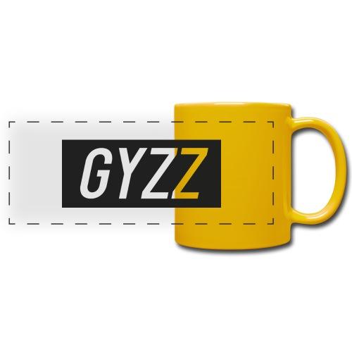 Gyzz - Panoramakrus, farvet