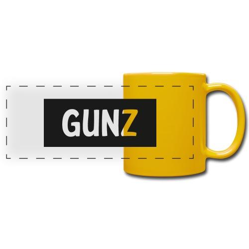 Gunz - Panoramakrus, farvet