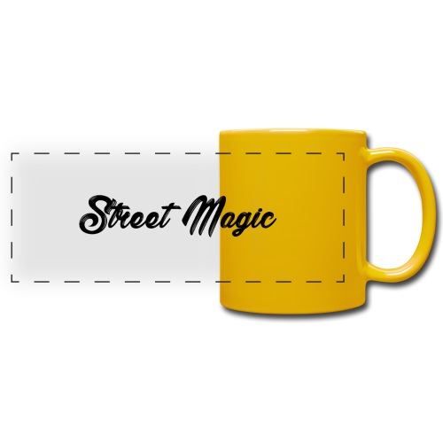 StreetMagic - Full Color Panoramic Mug
