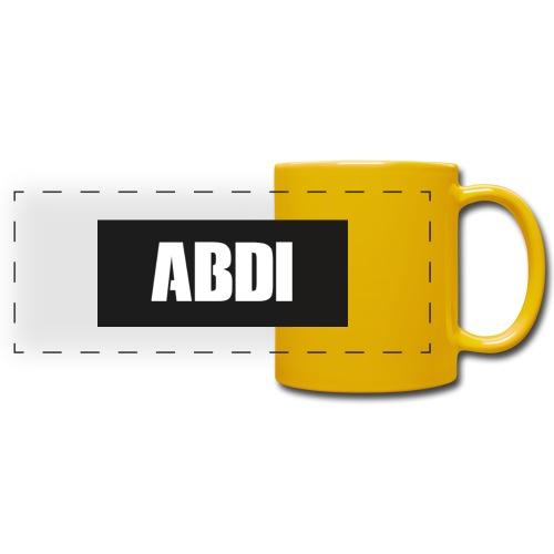 Abdi - Full Colour Panoramic Mug