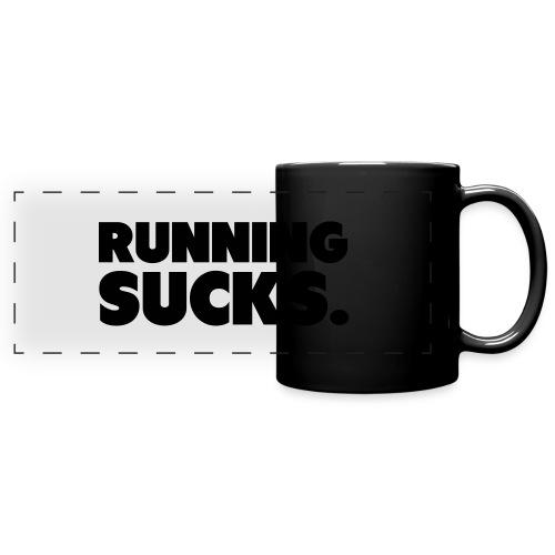 Running Sucks - Panoraamamuki värillinen