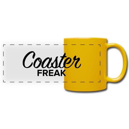 Freak Coaster - Mug panoramique uni