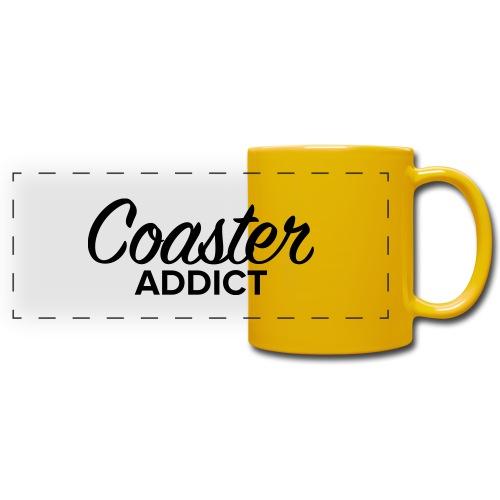 Addict Coaster - Mug panoramique uni