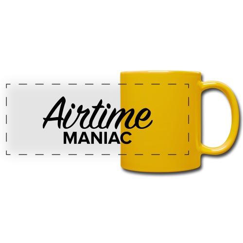 Airtime Maniac - Mug panoramique uni