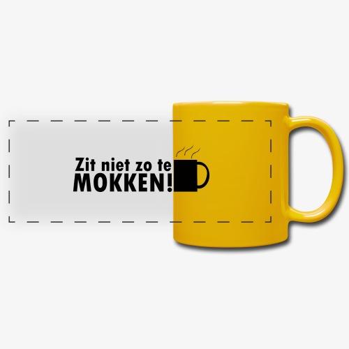 De Mok Mok - Panoramamok gekleurd