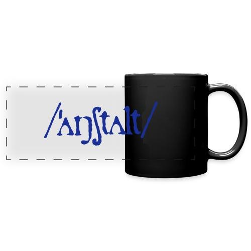 /'angstalt/ logo - Panoramatasse farbig