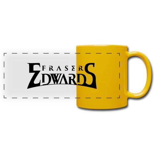Fraser Edwards Men's Slim Fit T shirt - Full Colour Panoramic Mug