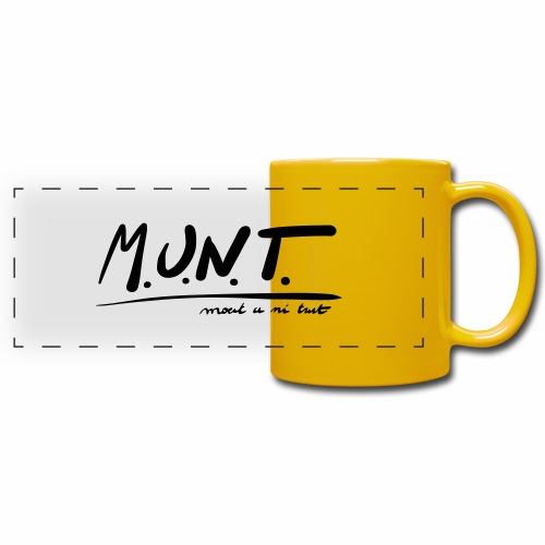 Munt - Panoramamok gekleurd
