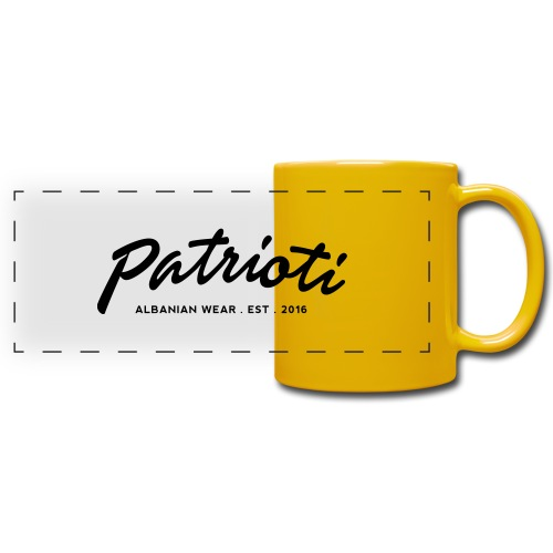 Patrioti Elegance One - Panoramatasse farbig