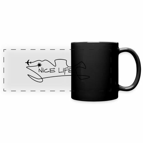 Nice Life - Tazza colorata con vista