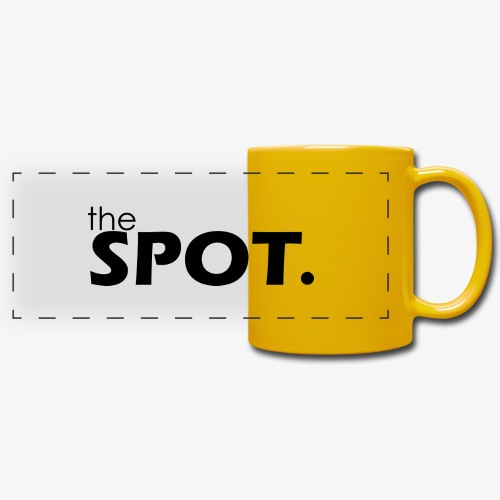 theSpot Original - Full Color Panoramic Mug