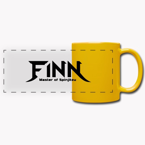 Finn - Master of Spinjitzu - Panoramatasse farbig