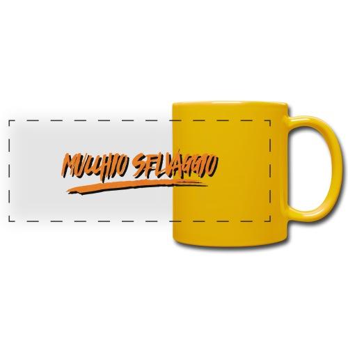 Mucchio Selvaggio 2016 Dirty Orange - Tazza colorata con vista