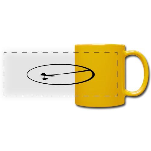hanggliding - HG SPEED - Full Colour Panoramic Mug