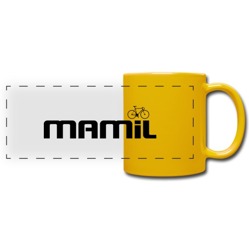mamil1 - Full Color Panoramic Mug
