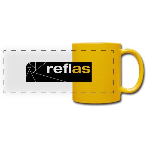 Reflas Clothing Black/Gray - Tazza colorata con vista
