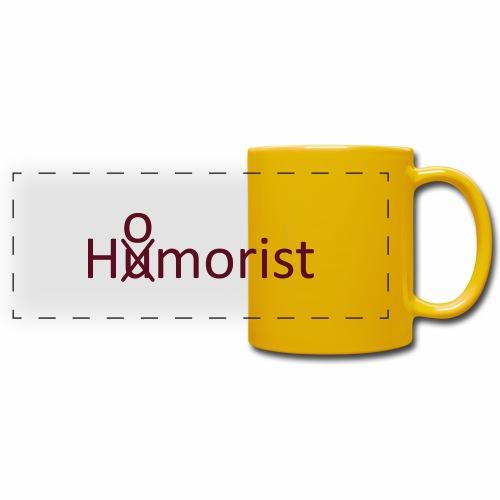 HuOmorist - Panoramatasse farbig