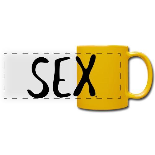 sex putetrekk - Panoramakopp i farge
