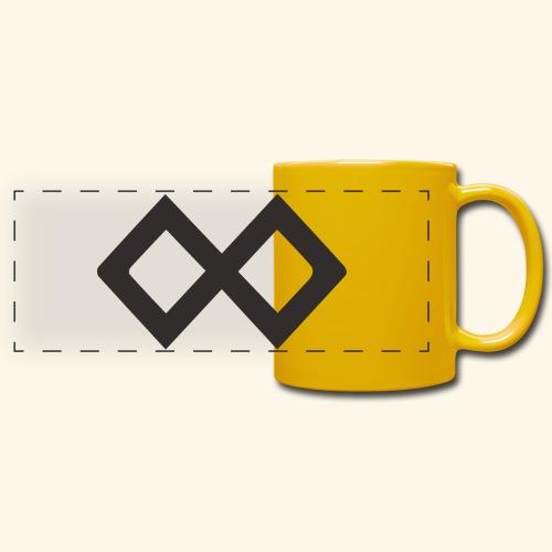 TenX Logo - Panoramatasse farbig