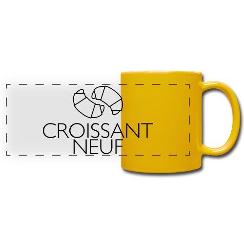 Croissaint Neuf - Panoramamok gekleurd