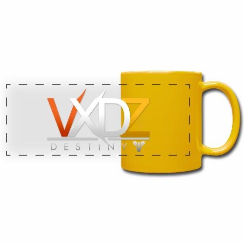 VXDZ - Destiny Mugg/IPhoneskal Design: Tjack-Ove - Färgad panoramamugg