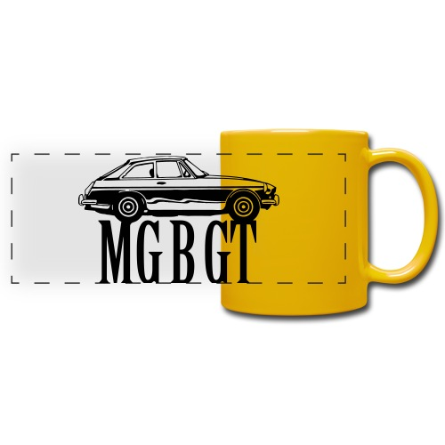 MG MGB GT - Autonaut.com - Full Color Panoramic Mug
