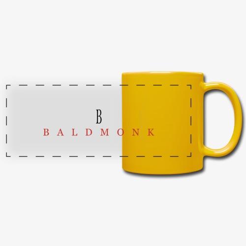 Baldmonk Classic Logo - Full Color Panoramic Mug