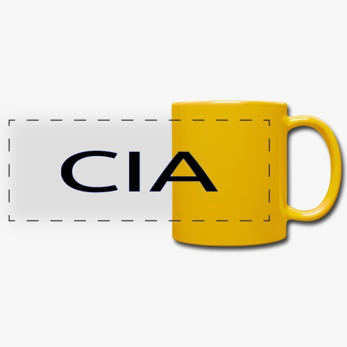 CIA - Full Color Panoramic Mug