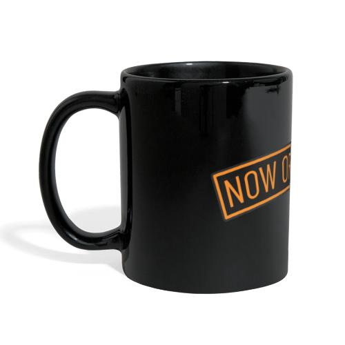 Now or Never Tab - Full Colour Panoramic Mug