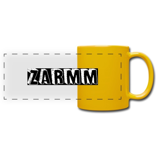 Zarmm collection - Mug panoramique uni