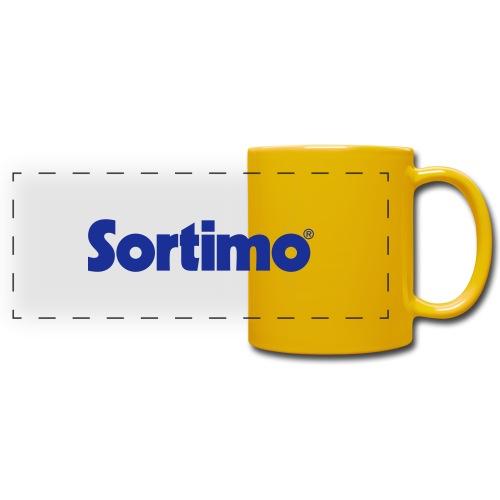 Sortimo - Färgad panoramamugg