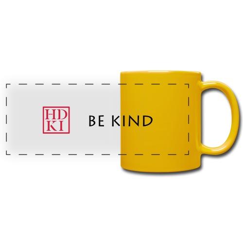 HDKI Be Kind - Full Color Panoramic Mug
