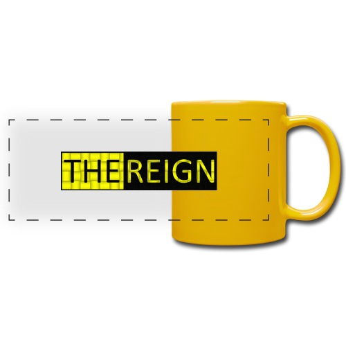 theREIGN Logowear - Full Color Panoramic Mug