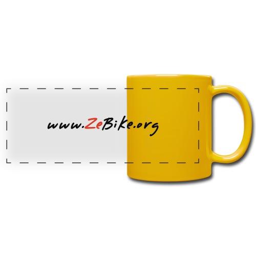 wwwzebikeorg s - Mug panoramique uni