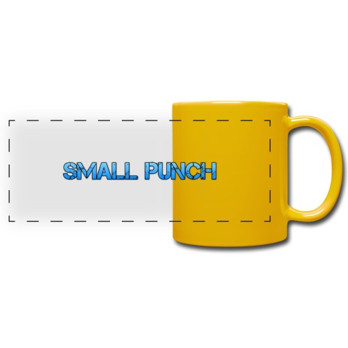 small punch merch - Full Colour Panoramic Mug