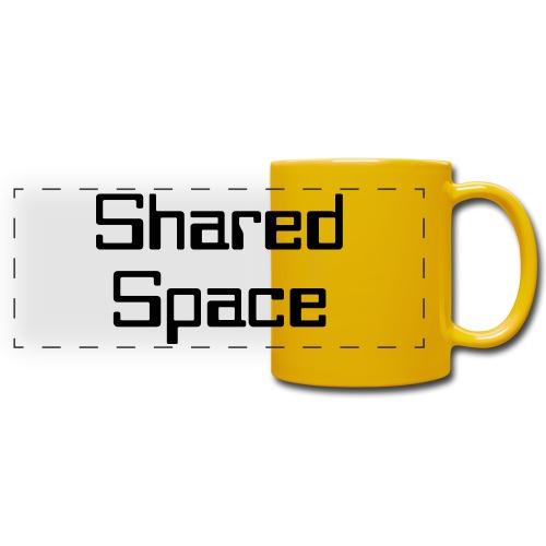 Shared Space - Panoramatasse farbig