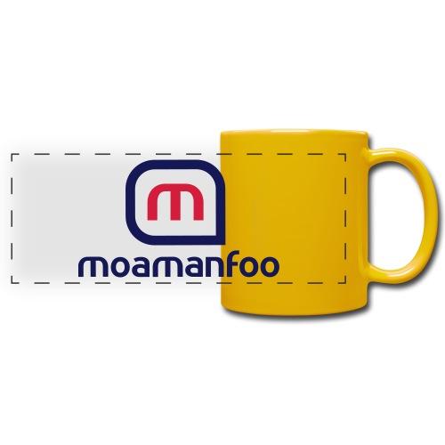 Moamanfoo - Mug panoramique uni