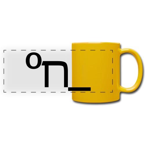 DRUNK - Full Colour Panoramic Mug