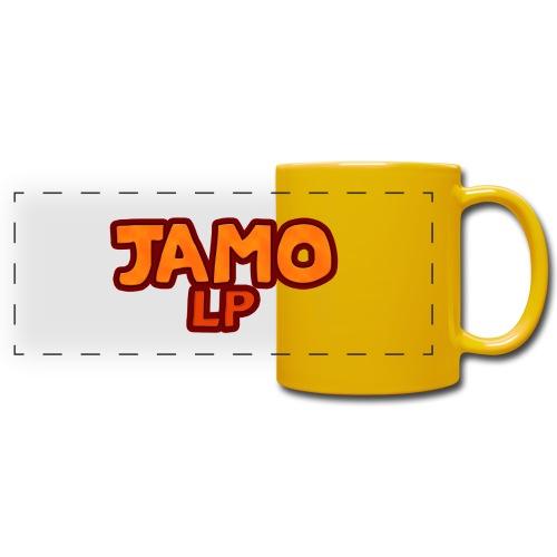 JAMOLP Logo Mug - Panoramakrus, farvet